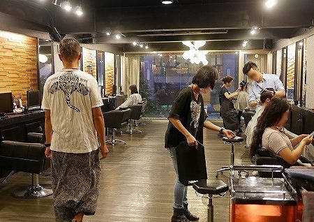 台北 中山 美容院 kila kila hair salon AVEDA