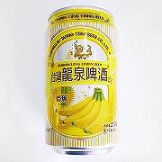 台湾ビール バナナ味