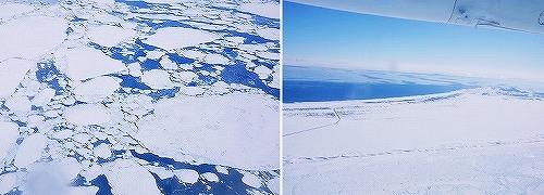 カナダ マドレーヌ島 流氷