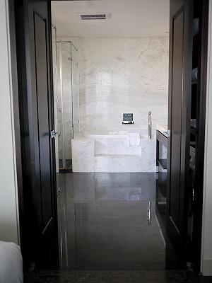 台北 レオフーレジデンス パークビュー バスルーム