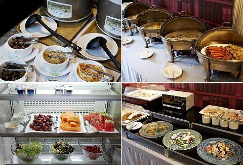 台北 レオフーレジデンス 朝食