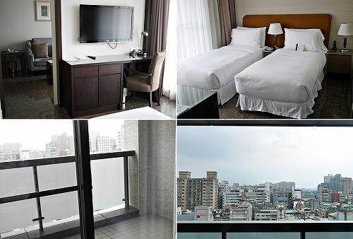台北 レオフーレジデンス シティービュールーム ベッドルーム