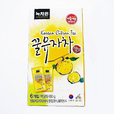 韓国 柚子茶 袋入り