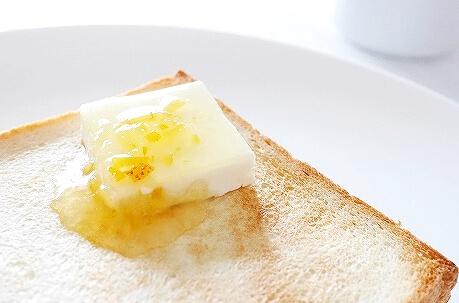 韓国 柚子茶 活用法 パンに塗る