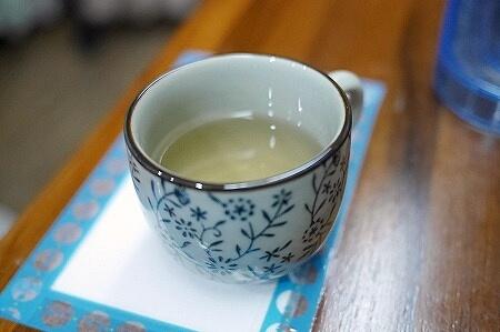 精気神養生会館 台北 お茶
