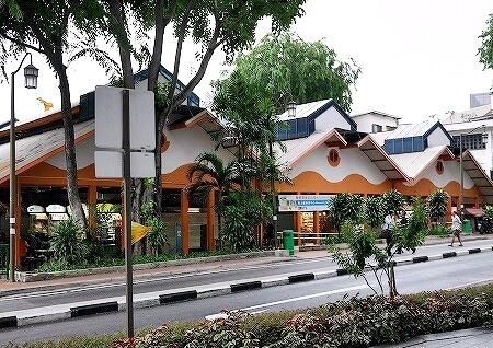 シンガポール マックスウェルフードセンター