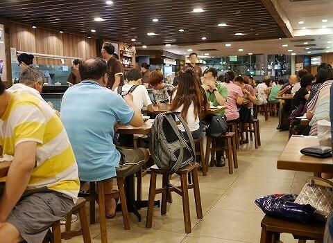 シンガポール 松發肉骨茶 ソンファバクテー チャイナタウンポイント