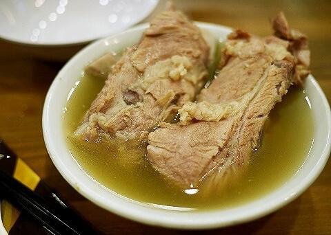 シンガポール 松發肉骨茶 ソンファバクテー バクテー