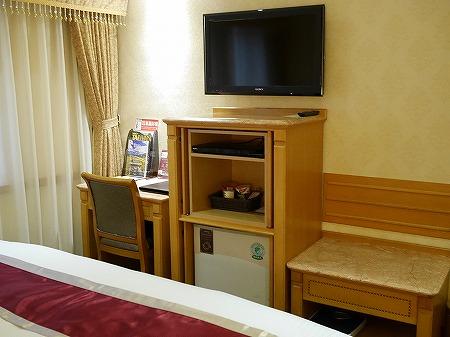 コスモスホテル 台北天成大飯店 スーペリア 室内