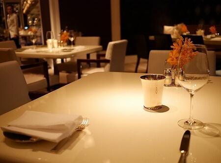 マンダリンオリエンタル台北 CAFE UN DEUX TROIS カフェ・アン・ドゥ・トロワ レストラン