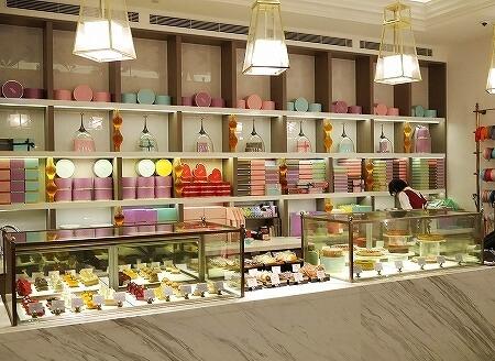 マンダリノリエンタル台北 ケーキショップ ケーキ屋さん 店内