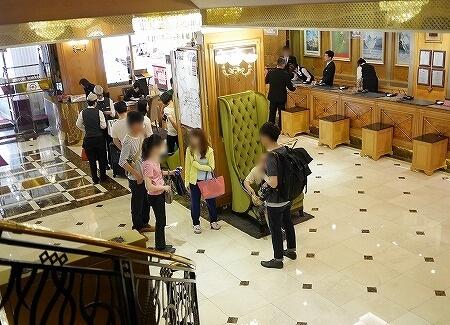 コスモスホテル台北 台北天成大飯店 ロビー