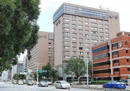 シェラトングランデ台北ホテル 外観 シェラトン