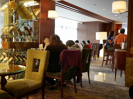 シェラトングランデ台北ホテル The Lounge ラウンジ レストラン