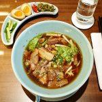 シェラトン 台北 牛肉麺 The Lounge