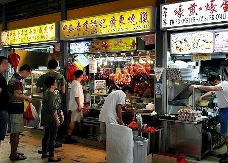中峇鲁李鴻記広東焼臘 チョンバルマーケット ティオンバルマーケット