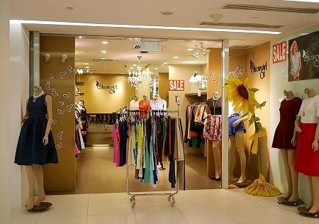 シンガポール Show Girl ファッションショップ ブティック 100AM