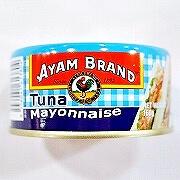 シンガポール AYAM BRAND ツナ マヨネーズ ツナ缶