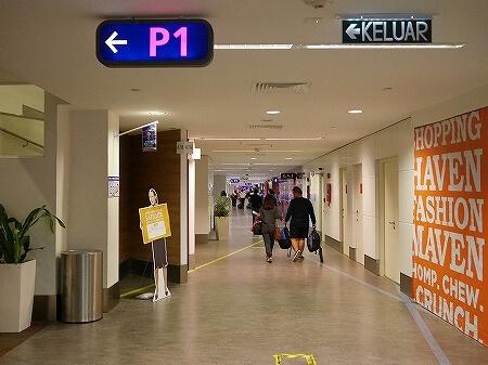 KLIA2 乗り継ぎ クアラルンプール 空港 ゲート P