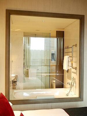 カールトンシティホテル シンガポール バスルーム Carlton City Hotel Singapore
