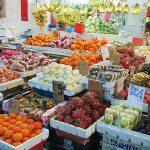 シンガポール タンジョンパガープラザ フルーツ