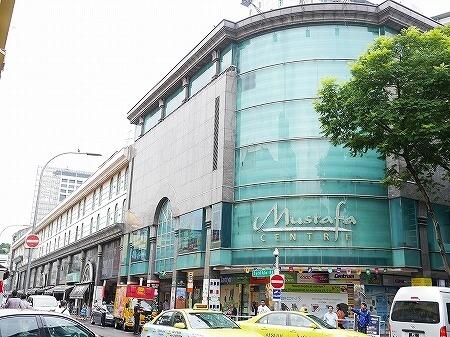 シンガポール ムスタファセンター 旧館