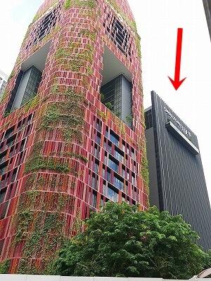 シンガポール カールトンシティホテル タンジョンパガー駅