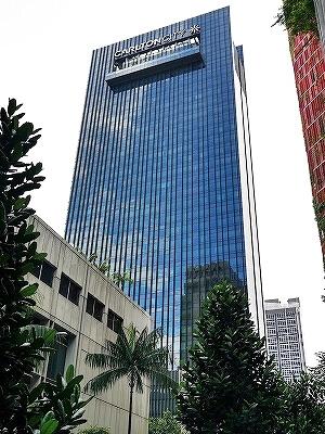 シンガポール カールトンシティホテル
