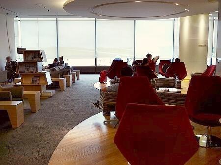 成田空港第1ターミナル「KALラウンジ」プライオリティパス