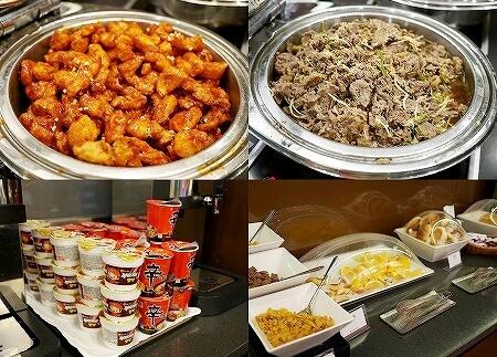仁川空港 スカイハブラウンジ 食事 プライオリティパス
