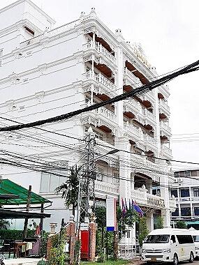 Dhavara Boutique Hotel ダバラホテル ラオス ビエンチャン