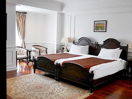 ラオス ビエンチャン ダバラ・ブティックホテル Dhavara Boutique Hotel 部屋