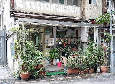 台湾 台北 手天品 パイナップルケーキ 店外観