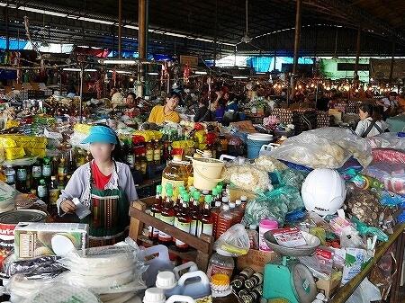 Khua Din Market Talat Khuadin クアディンマーケット 市場 タラートクアディン