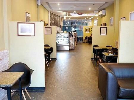ラオス ビエンチャン コモン・グラウンズ・カフェ Common Grounds Cafe
