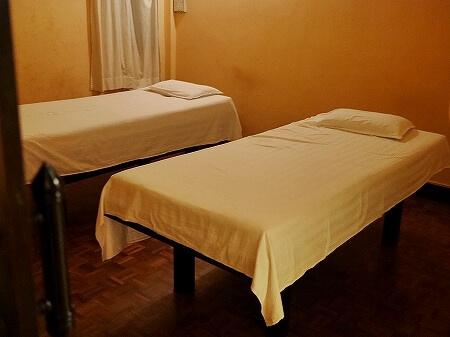 ラオス ビエンチャン チャンパスパ champa spa3 個室