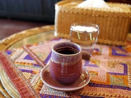 ラオス ビエンチャン チャンパスパ champa spa3 お茶