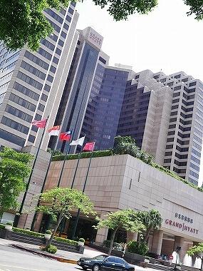 台湾 グランドハイアット台北