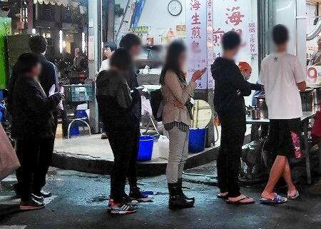 11月上旬の台湾、台北の気候・服装