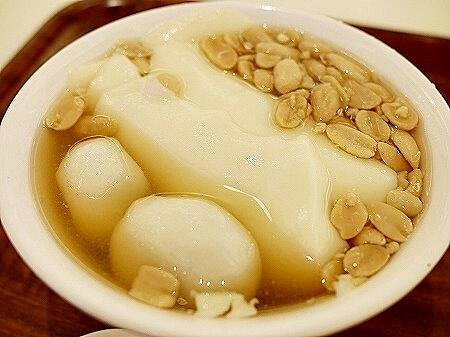 小南門傳統豆花 台北駅 フードコート 微風台北車站