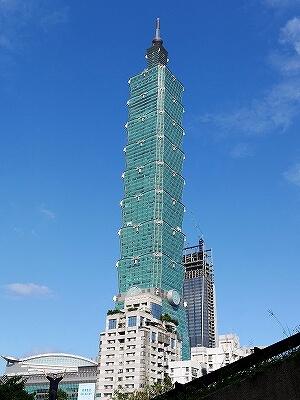 11月上旬 台湾 台北