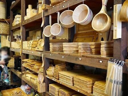 台湾 台北 迪化街 永興農具工廠 竹製品 2度目の台湾