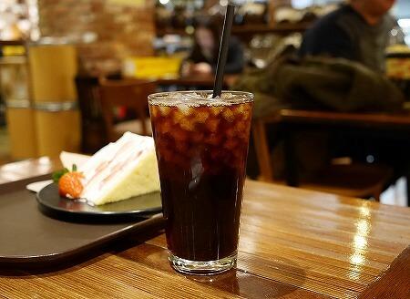 韓国 大邱 テグ T calass coffee  カフェ アイスコーヒー