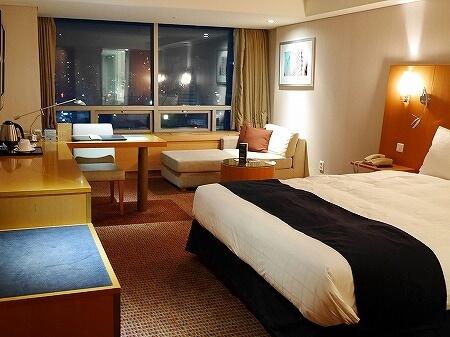 ノボテルアンバサダー大邱 ホテル テグ スーペリア 部屋
