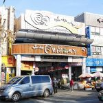 韓国 大邱 テグ 西南市場