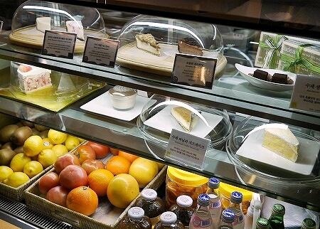 韓国 大邱 テグ 珈琲名家 コーヒー名家 半月堂店 ケーキ