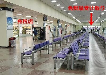 韓国 大邱空港 テグ 2階 ゲート