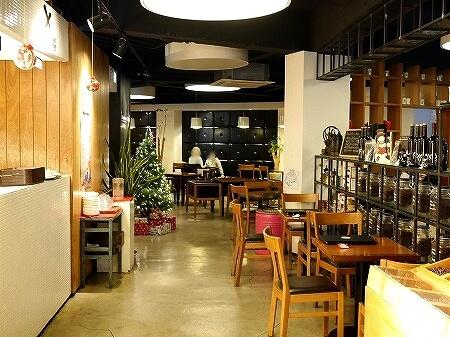 韓国 大邱 テグ カフェ COFFEE MOREN いちごケーキ ショートケーキ