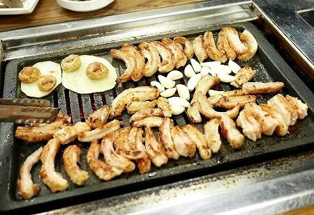 韓国 大邱 テグ テヨンセンマクチャン ホルモン焼き マクチャン