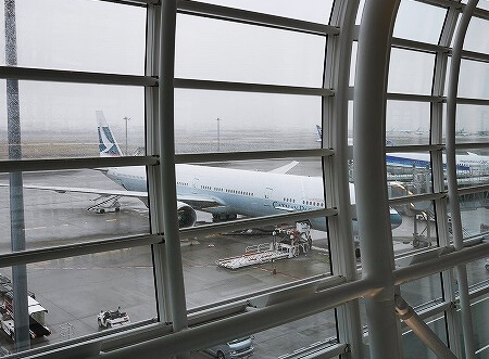 キャセイパシフィック航空 羽田 香港